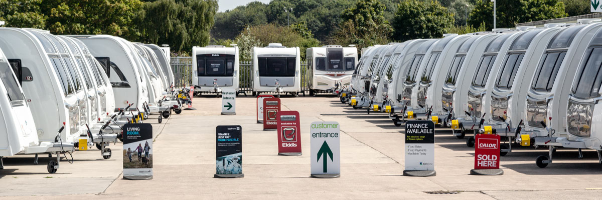 Wiltshire Caravans New Sales
