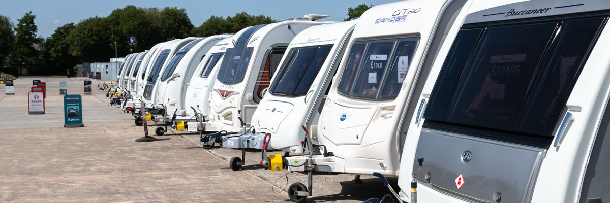 Wiltshire Caravans Used Sales - Second Hand Caravans