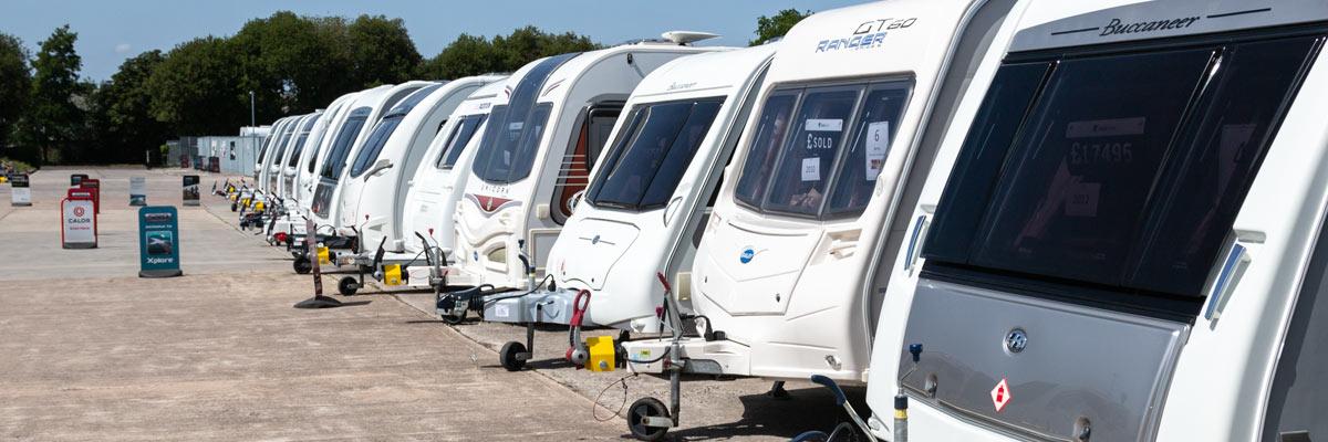 Wiltshire Caravans Used Sales - Second Hand Caravans