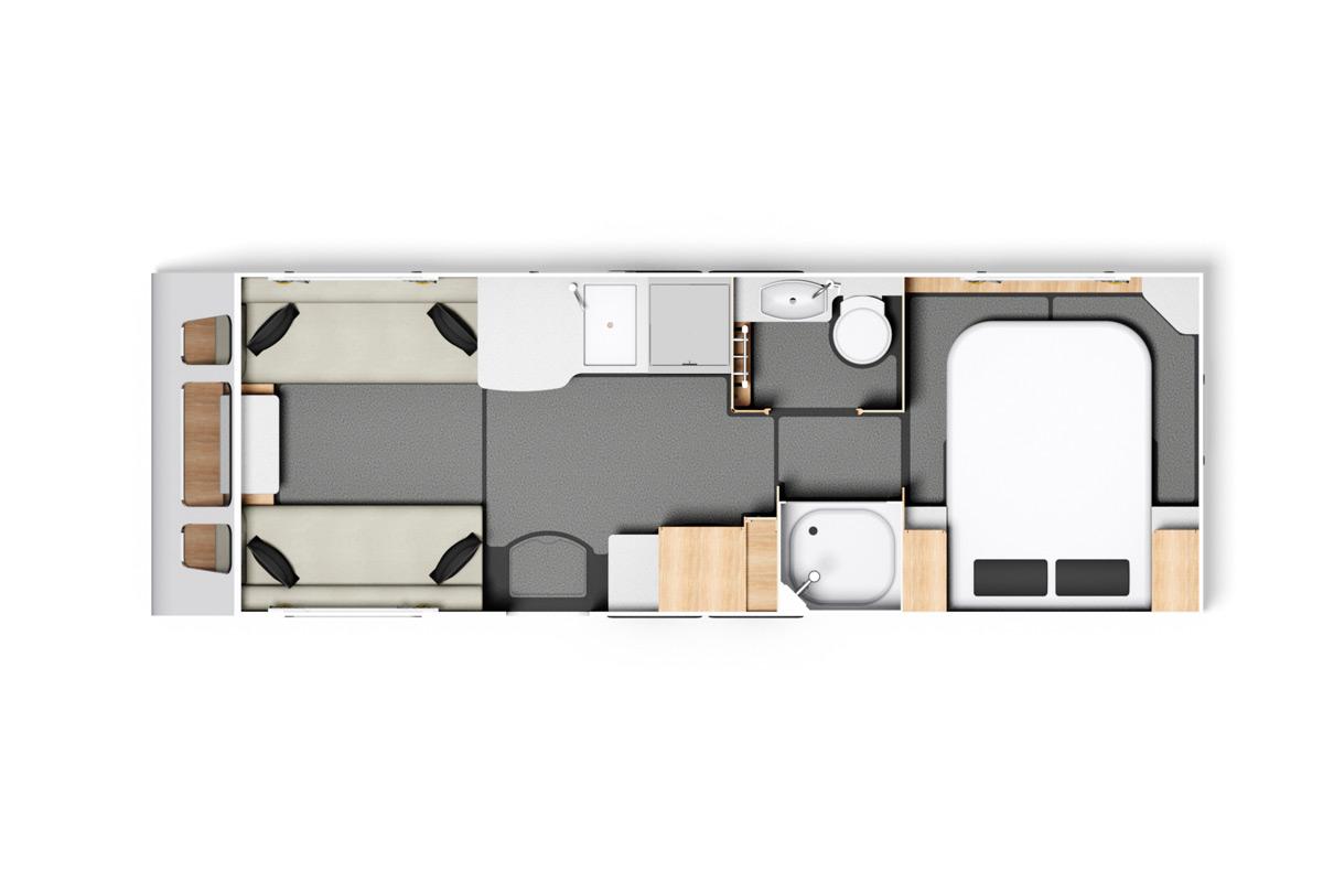 Buccaneer Commodore Plan