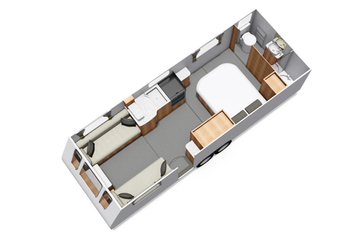 Buccaneer Cruiser ISO